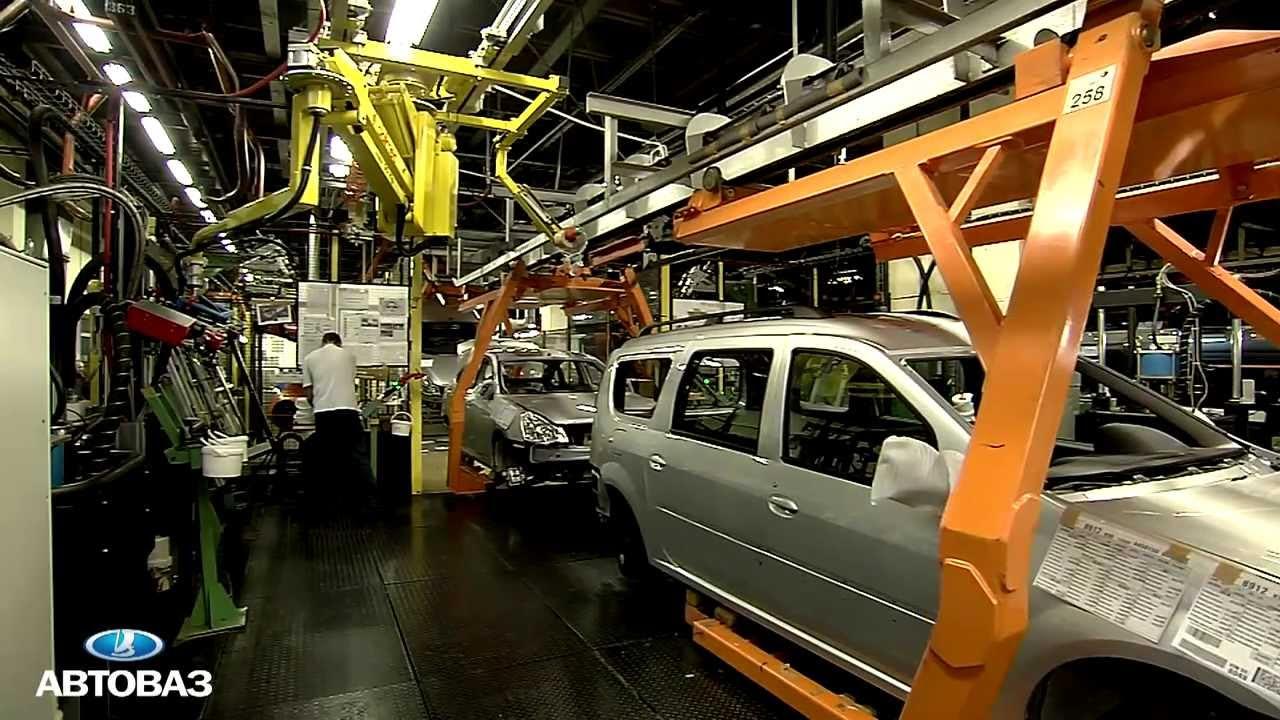 кто работает на конвейере по сборке автомобилей