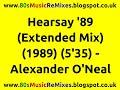 Miniature de la vidéo de la chanson Hearsay '89 (Extended Remix)