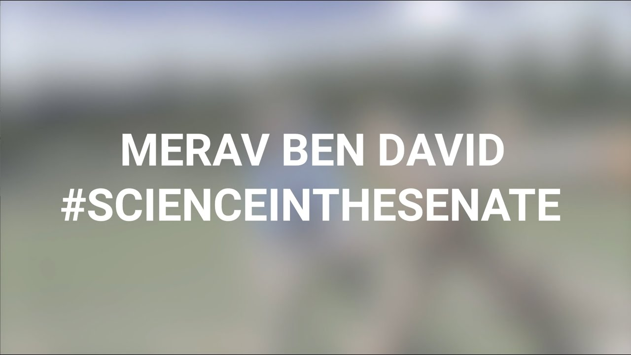 Passing the Mic: Dr. Merav Ben-David