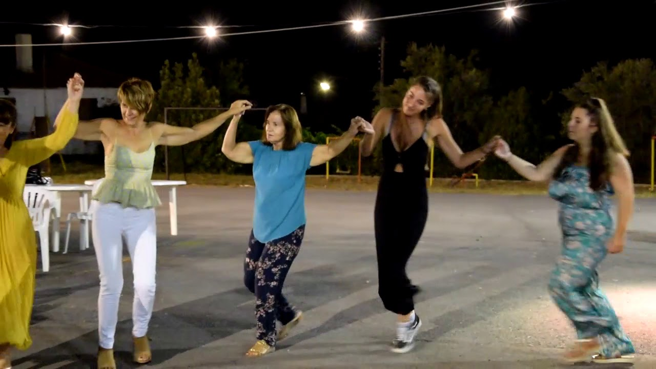 Αντάμωμα στο Θεόκτιστο Γορτυνίας 2019 με πολύ κέφι χορό και τραγούδι