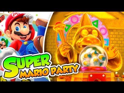 ¡Kamek es millonario! - 07 - Super Mario Party (Switch) con Naishys