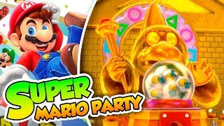 ¡Kamek es millonario! - 07 - Super Mario Party (Switch) con Naishys