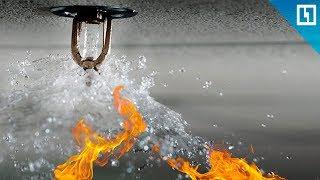 видео Системы пожаротушения