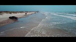 Corpus Christi - Whitecap Beach - 4K