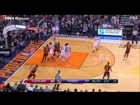 Cleveland Cavaliers vs Phoenix Suns   Full Game Highlights  Jan 8 2017  2016 17 NBA Season