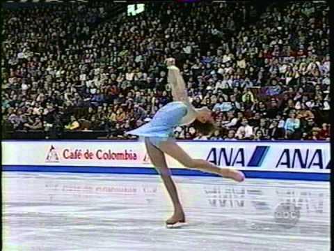 SARAH HUGHES,2001.