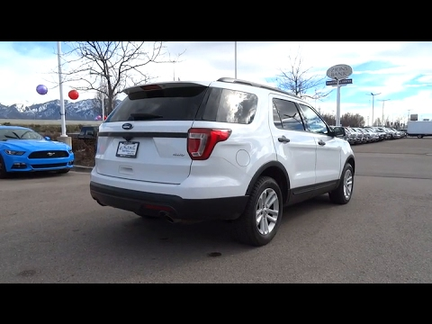 2016 Ford Explorer Salt Lake City, Murray, South Jordan, West Valley City, West Jordan, UT 13636