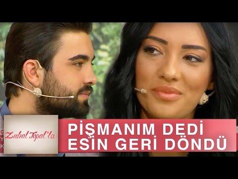 Zuhal Topal'la 173. Bölüm (HD) | Esin, Serkan için Stüdyoya Geri Döndü Mü?