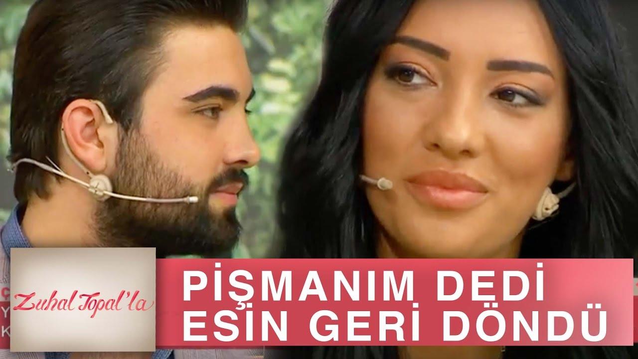 Download Zuhal Topal'la 173. Bölüm (HD)   Esin, Serkan için Stüdyoya Geri Döndü Mü?