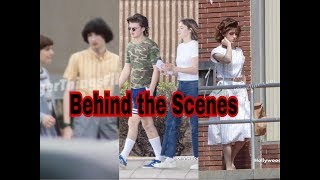 Exclusive behind the scenes Stranger Things Season 3  updates