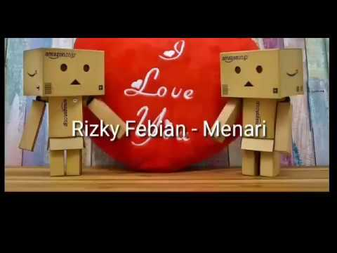 Menari - Rizky Fabian (danbo + lyric)