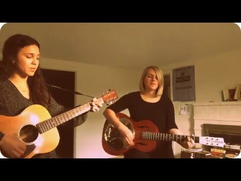 King of My Heart - John Mark McMillan (cover) by Isabeau x Nicole