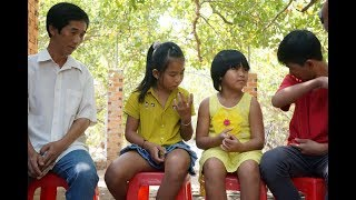 Nghịch cảnh gia đình người đàn ông một mình nuôi 4 con thơ dại