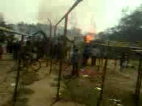 Dimakuchi : Marked in fire