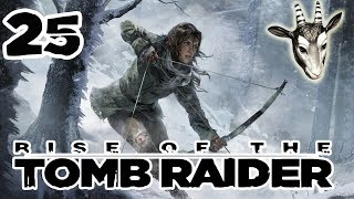 "#25 ● Sehr instabil, die Tunnel ● ""Rise of the Tomb Raider"" [BLIND]"