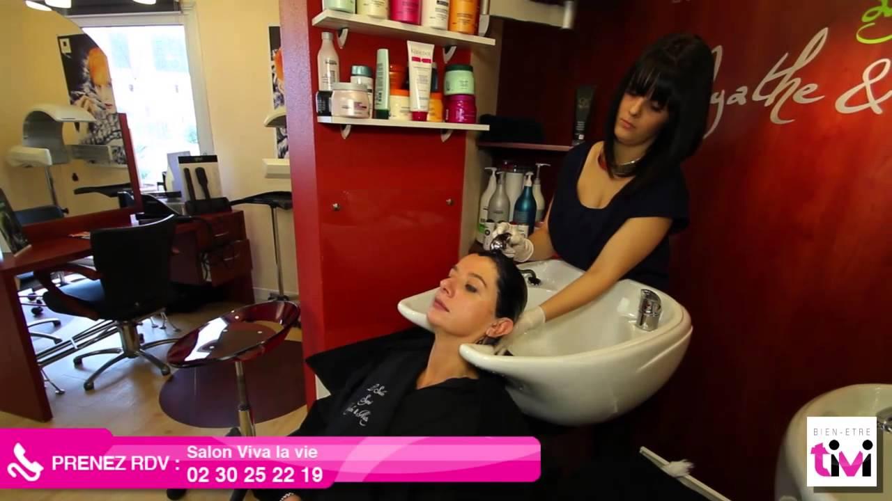 Le salon Viva la Vie signé Agathe & Nathaly, Salon de coiffure à ...
