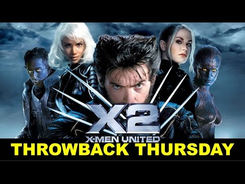 X2: X-Men United - Movie Review | Throwback Thursday