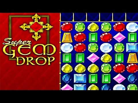 Super Gem Drop Trailer