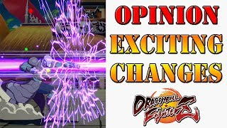 Discussing some of the more interesting upcoming DBFZ balance changes thumbnail