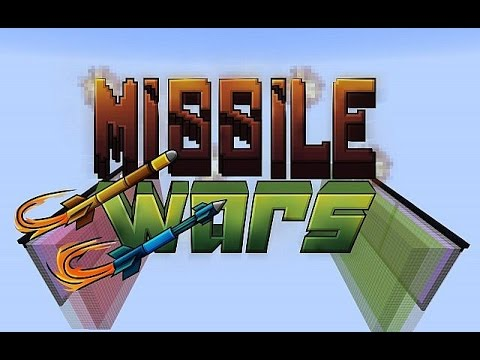มายคราฟ MiniGame Missile War ระเบิดมันฮา[072]
