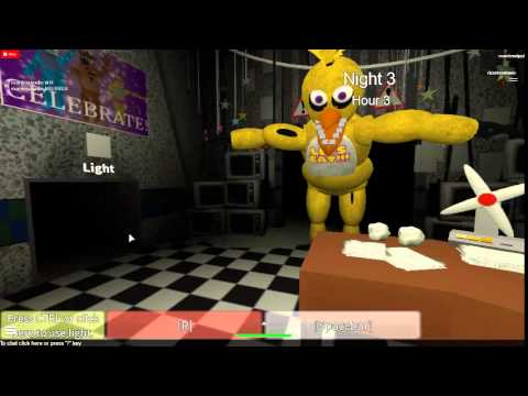 Download Fnaf 2 ROBLOX(The Night Shift)
