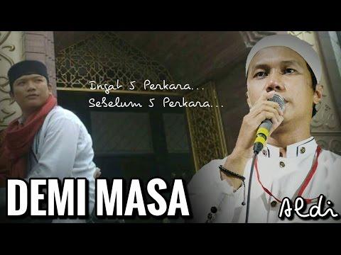 DEMI MASA - GUS ALDI Cover LAGU RAIHAN