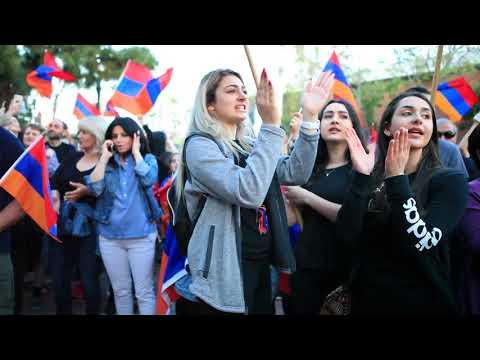 Glendale Celebrates the Beginning of a Free Armenia