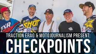 CHECKPOINTS with Graham Jarvis & Colton Haaker - Motorcycle documentary