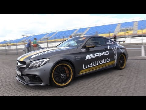 Mercedes-AMG C63R Edition 1 – EXHAUST SOUNDS!