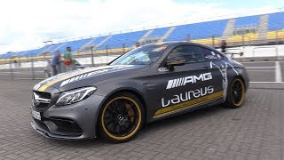 Mercedes-AMG C63R Edition 1 - EXHAUST SOUNDS!