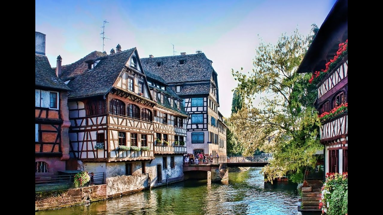 10 Top Tourist Attractions in Colmar (France) - YouTube