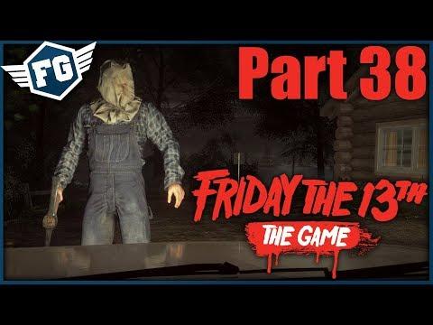 Friday the 13th: The Game - Nový Jason A Přeživší