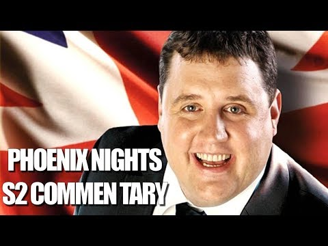 Phoenix Nights - Series 2 DVD commentary with Peter Kay, Paddy McGuinness and the cast