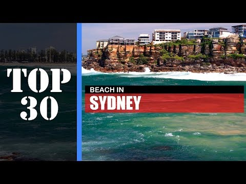 TOP 30 SYDNEY Beaches | Best Beach In Sydney