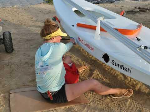 Sunfish Worlds Friday 2019 09 13