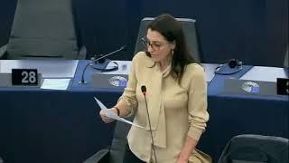 Intervento in aula di Irene Tinagli sulla relaziona annuale della BCE 2018