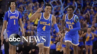 New law allows college athletes to profit from endorsement deals l ABC News
