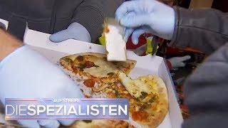 Pizza Spezial: Lieferdienst für Illegale Genussmittel? | Die Spezialisten | SAT.1 TV