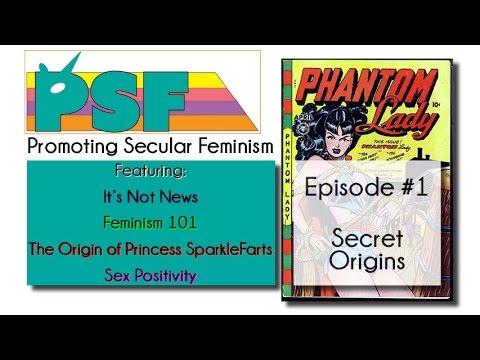 Episode #1 - Secret Origins (Explicit Content)