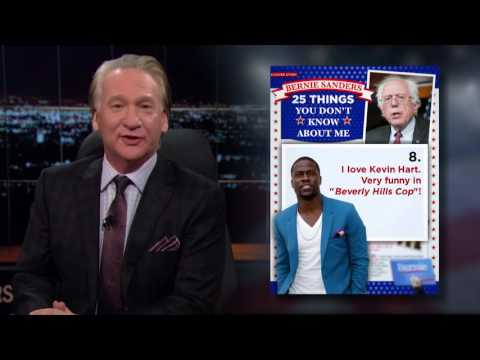 Real Time with Bill Maher: 25 Things You Don