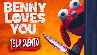 Benny Loves You: El Peluche Asesino
