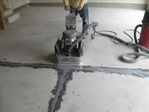 Gf One Coatings Removal Of Epoxy Garage Floor Coatings