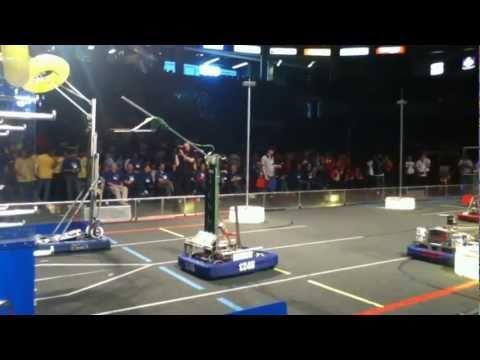 [FRC 2011] Logomotion GTR East Quarter Finals 3-1 thumbnail