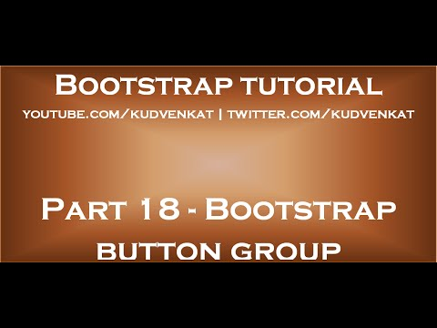 bootstrap 4 radio button group