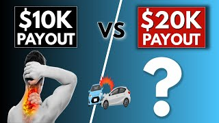 Why is Your Case Worth Just $10,000 and Not $20,000? (Injury Claims)