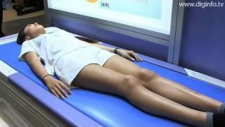 Aquatizer QZ-220 Water Massage Bed : DigInfo