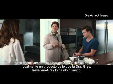¿Quien es Christian Grey?| Fifty Shades of Grey Unrated DVD BLU-RAY | subtitulado