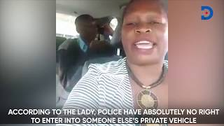 motorist-in-a-heated-exchange-with-police-officer-who-entered-her-car-what-the-law-says