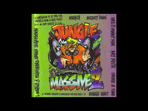 Various Artists - Jungle Massive Collective 2 (Full Album) 1994