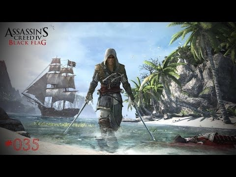 Assassin's Creed 4 Black Flag #035 [Deutsch|PC|FullHD] - Royal African Company - Let's Play AC4